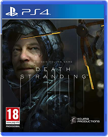 Death-Stranding cover